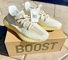 Adidas Yeezy Boost 350 V2 Natural  ABEZ FZ5246 100% Authentic Size 5 New in Box