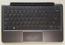 Premium Dell Travel US-Keyboard K12A001 Tastatur Venue 11 Pro 7140 incl. AKKU