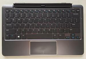 Dell Travel Keyboard K12A001 - Dell Venue 11 Pro 5130 7130 - Dell Latitude 11