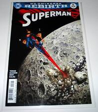 SUPERMAN # 6  DC Comic   Nov 2016  NM   VARIANT COVER EDITION