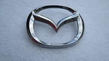 2001 MAZDA MILLENIA REAR TRUNK LID CHROME EMBLEM LOGO BADGE SIGN OEM 01 02
