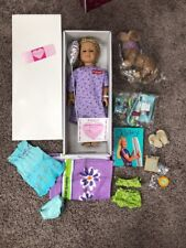 American Girl Kailey Hopkins GOTY New Retired Lot Collection Dog Book