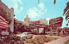 THE CASA DE PALMAS HOTEL of McALLEN, TX 1967 Mid-60's autos