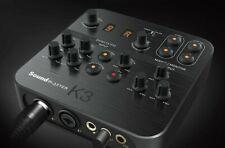 Creative - K3+ - Sound Blaster USB 3.0 Powered Recording & Streaming Mixer