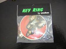 Queen Keychain Key Ring 1973 Sealed Deadstock Anabas Freddie Mercury