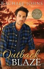 NEW Outback Blaze By Rachael Johns Paperback Free Shipping