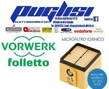 Ricambi Vorwerk Folletto per aspirapolvere