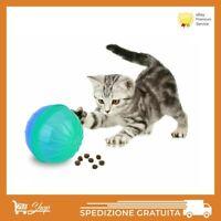 GIOCO palla per CANE GATTO con crocchette giochi interattivo cani gatti