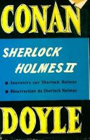 Oeuvres complètes Tome IV : Sherlock Holmes volume II - Arthur Conan D - 2430902