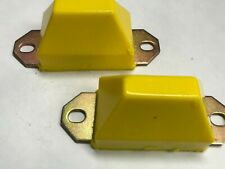 JEEP CJ5 & CJ7 (76-86) Yellow Polyurethane Bump Stop Set by Energy 9.9137Y