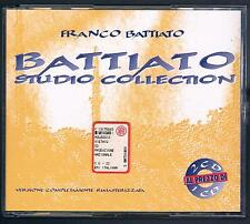 FRANCO BATTIATO STUDIO COLLECTION - 2 CD F.C. PRINTED IN ITALY