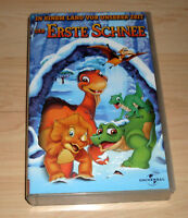 VHS - In einen Land vor unserer Zeit - Der erste Schnee ( Zeichentrick )