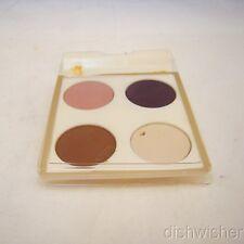 Estee Lauder COMPACT DISC Eyeshadow Quad Brown 1/6/Pink 4/Violet 7 NEW Read
