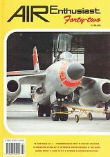AIR ENTHUSIAST #42: D.H.SE.1 STORY/ VAUTOUR/ S.SINGAPORES/ ANSON/ DOWNLOAD