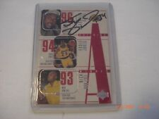 KOBE BRYANT SHAQUILLE ONEAL,LAKERS HOF AUTO SCOREBOARD/STAMP SIGNED CARD