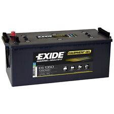 Batterie decharge profonde EXIDE equipement GEL ES1350 12v 120ah 513X189X223MM