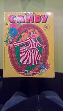 LOT SPECIAL CANDY 1978 TELE GUIDE ANTENNE 2 GOLDORAK TBE