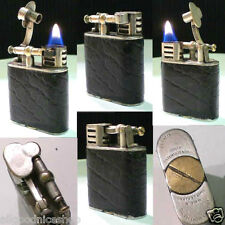 BRIQUET Ancien * DUNHILL Unique Sport * Storm LIGHTER * FEUERZEUG * ACCENDINO *