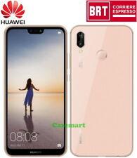 "Huawei P20 Lite 64GB Dual SIM 4GB RAM Smartphone Mobile Sbloccato 5.84"" Rosa"