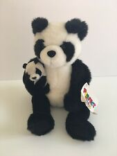 Ganz Perfect Pals Panda Baby Plush Toy With Tags 1999
