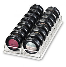 BEST Acrylic Eyeshadow Organiser & Beauty Care make Up Holder 16 Space Storage