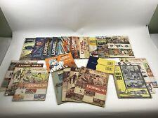 Vintage 1950's & 1960's Lionel train dealer train parts accessories catalog