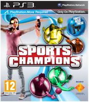 PS3 Move - Sports Champions **New & Sealed** Official UK Stock