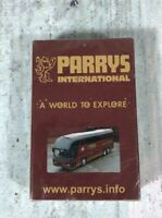 Parry's International Playing Cards Advertising Travel NEW And SEALED