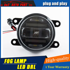 07-18 For Nissan Altima LED Fog Lights Assembly with Daytime Running Lights 2Pcs