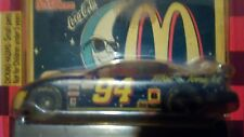 Racing Champions #94  BILL ELLIOTT MCDONALD'S MAC TONITE STOCK CAR 1998  1/64