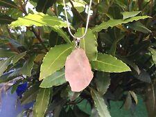 Chunk of Rose Crystal Quartz Gem Stone Crystal Pendant Necklace Reiki Gemstone