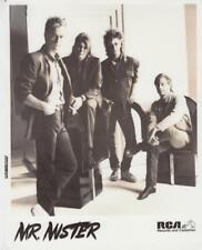 Mr. MIster- Music Memorabilia Photo