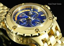 Invicta RESERVE 52MM Specialty Subaqua Swiss Quartz Chronograph Blue Dial Watch
