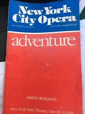 1980New York City Opera Spring , Beverly Sills