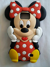 Silicone Cover per cellulari MINNIE1 para SAMSUNG GALAXY S2 I9100