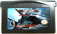 Top Gun: Firestorm Advance  (Nintendo Game Boy Advance, 2002)