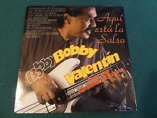 BOBBY VALENTIN AQUI ESTA LA SALSA NEW!!! BRONCO RECORDS