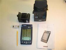 SYMBOL SPT1550 BARCODE SCANNER TRG80400 COMPLETE KIT: PDA+STYLUS+BATTERY+CRADLE