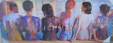 """PINK FLOYD ALBUM COVERS CANVAS WALL ART  EXTRA LARGE 48x20 """" FREE PP"""