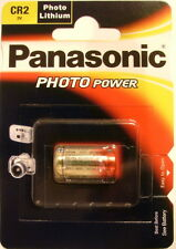 PILAS CR2  PANASONIC LITHIUM CAMARAS ELECTRONICA