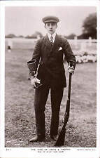 Isle of Wight. King of Spain & Trophy at Isle of Wight Gun Club by Rotary # 231.