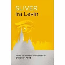 Sliver: Introduction by Jonathan Trigell, Good Condition Book, Levin, Ira, ISBN