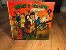 Zappa Ruben and The Jets original Blue label VG / VG