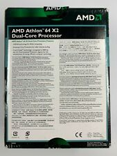 AMD Athlon 64 X2 3800+ 2x 512KB Dual-Core Processor Socket 939 w/ Fan