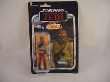 Star wars regreso del Jedi Vintage De Colección Kithaba bote Guardia figura