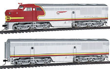 "Proto 1000 H0 31688 - FM ""Erie Built"" A+B Santa Fe #90, #90A, OVP"
