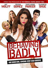 Behaving Badly NEW Sealed Dvd