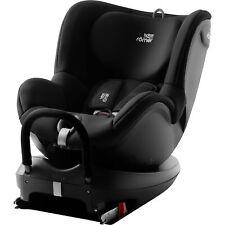 Britax Römer DUALFIX R - Cosmos Black - 360 Reboard Kindersitz NEU