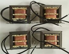 Plate Chokes 90H 30ma 5687 12B4 6DJ8 Kits DIY NOS