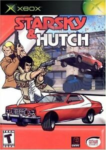Starsky et Hutch - JEU XBOX - NEUF
